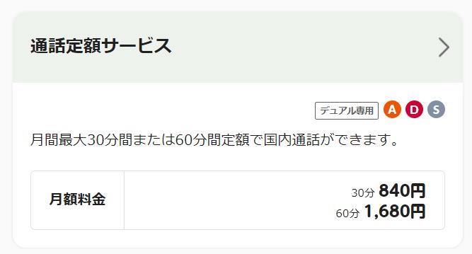 mineo定額
