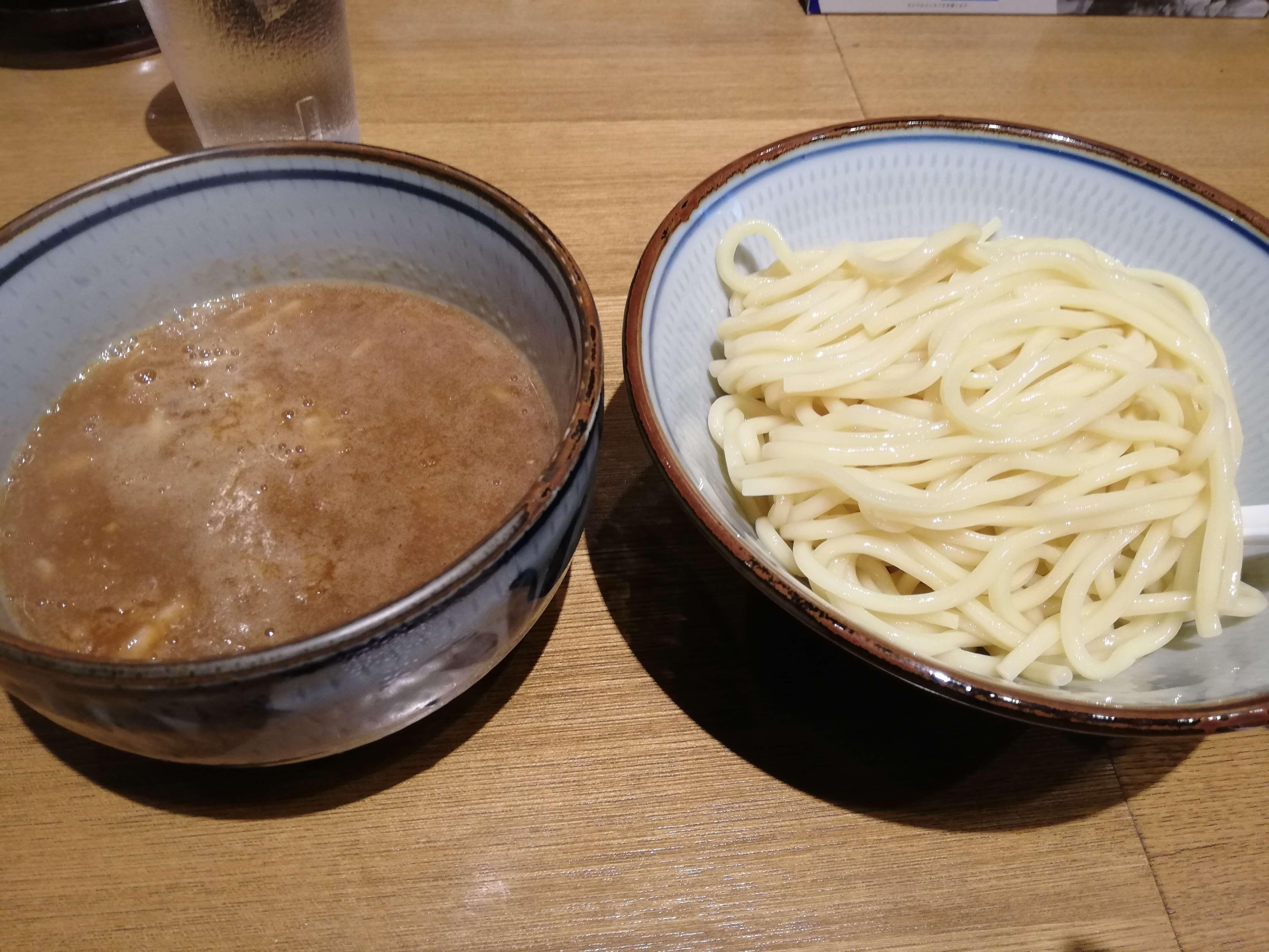 つけ麺鼈の写真