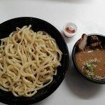 コンビニで買えるローソンの麵屋一燈 冷やしつけ麺