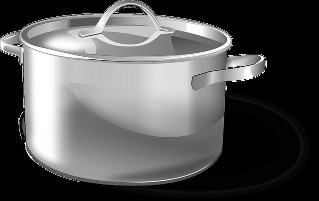 鍋一つで簡単