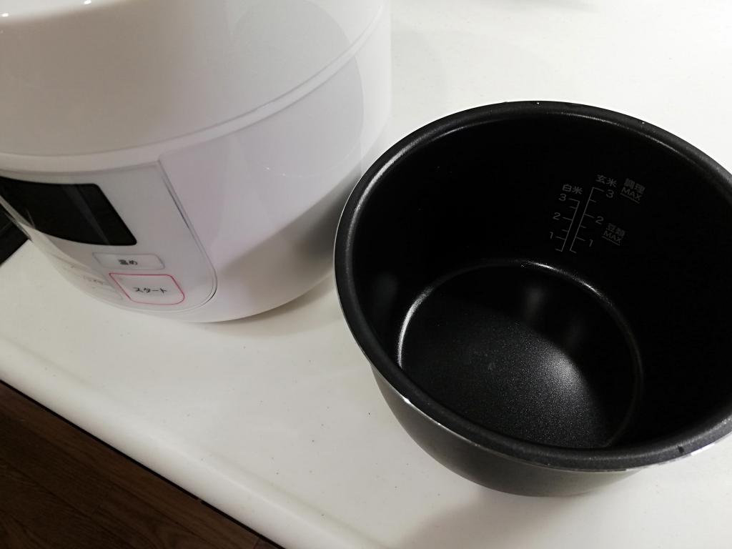 SP-D121の鍋